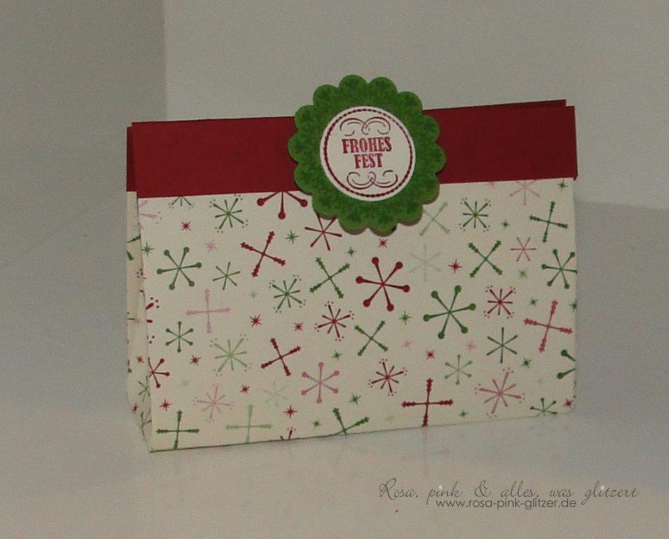 Stampin up Landshut - imc72 - Weihnachten - Verpackung
