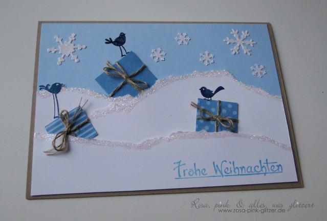 StampinupLandshut-Weihnachtskarte-Aviary