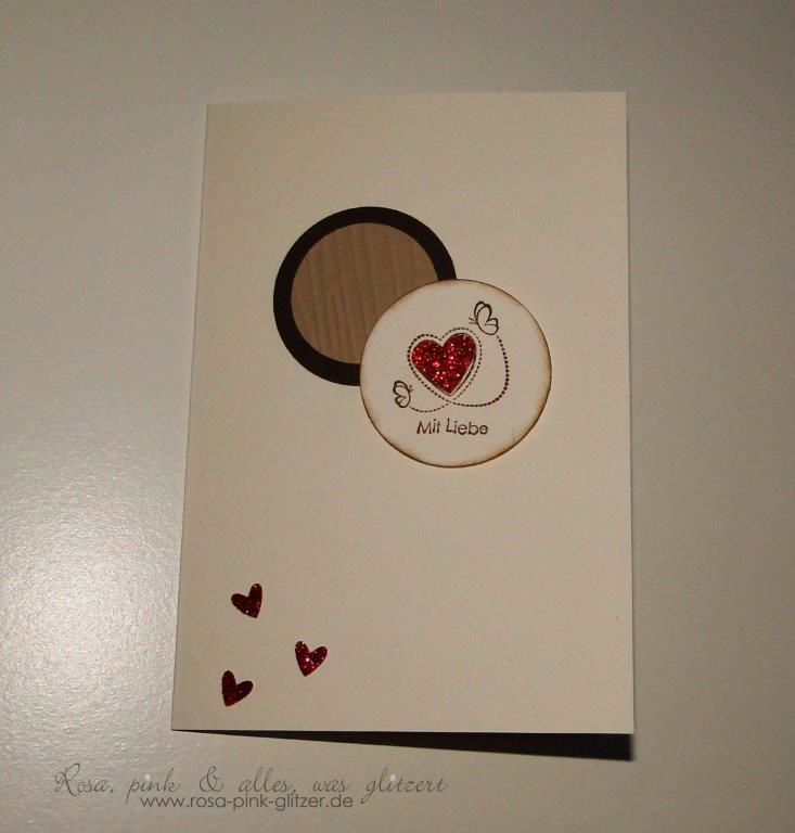 stampin up landshut - valentinskarte