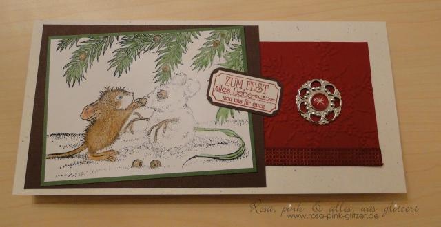 stampinuplandshut-merrymonday-housemouse-weihnachtskarte