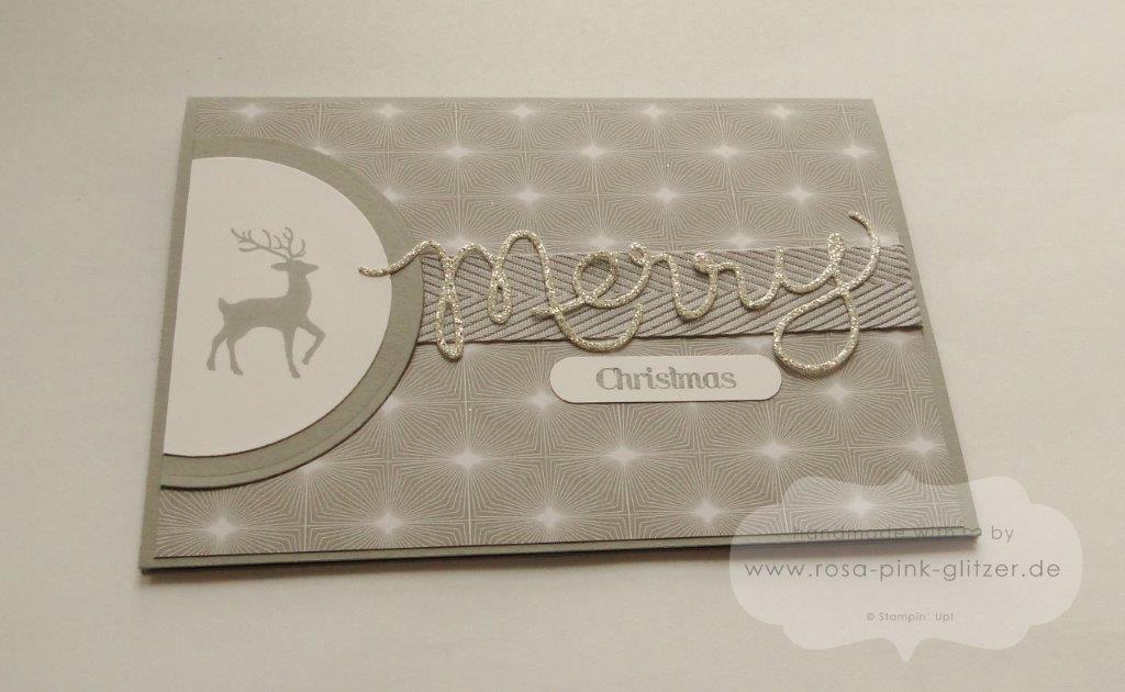 Stampin up Landshut - warmth and wonder - weihnachtskarte 2