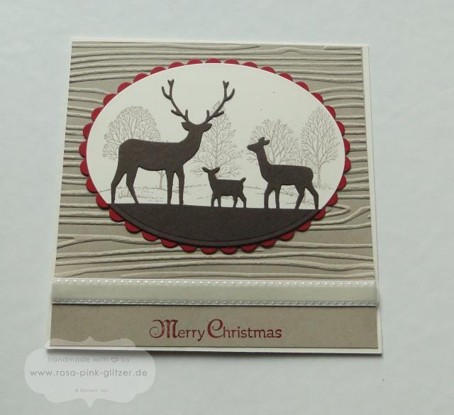 StampinupLandshut-WeihnachtskarteHirsch