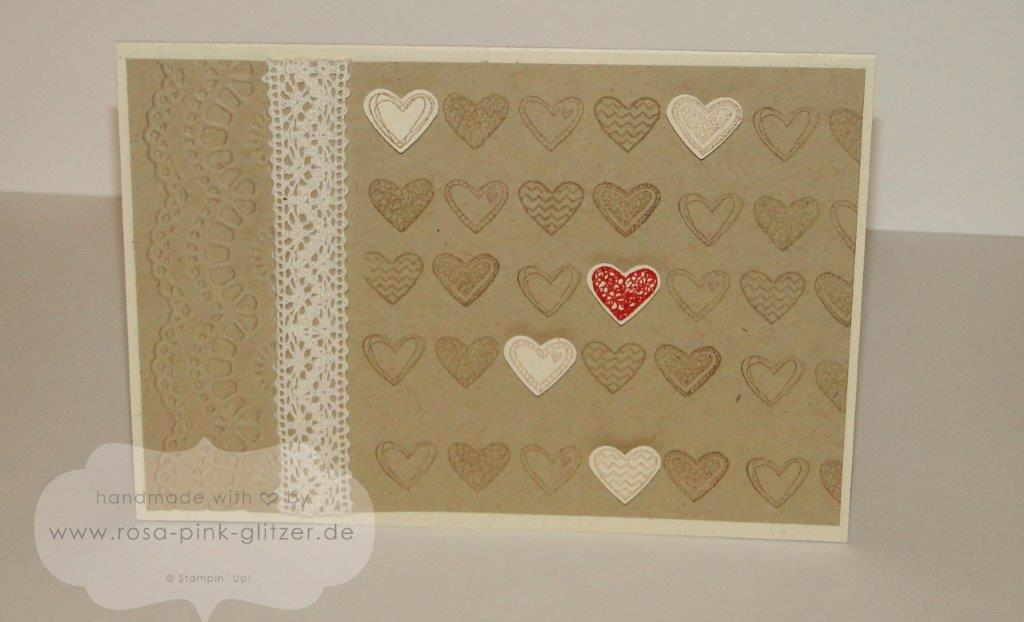 Stampin up Landshut - Preview Frühjahrskatalog 2014 Language of Love