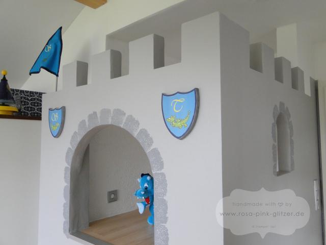 Kinderzimmer Ritterburg | Bibkunstschuur
