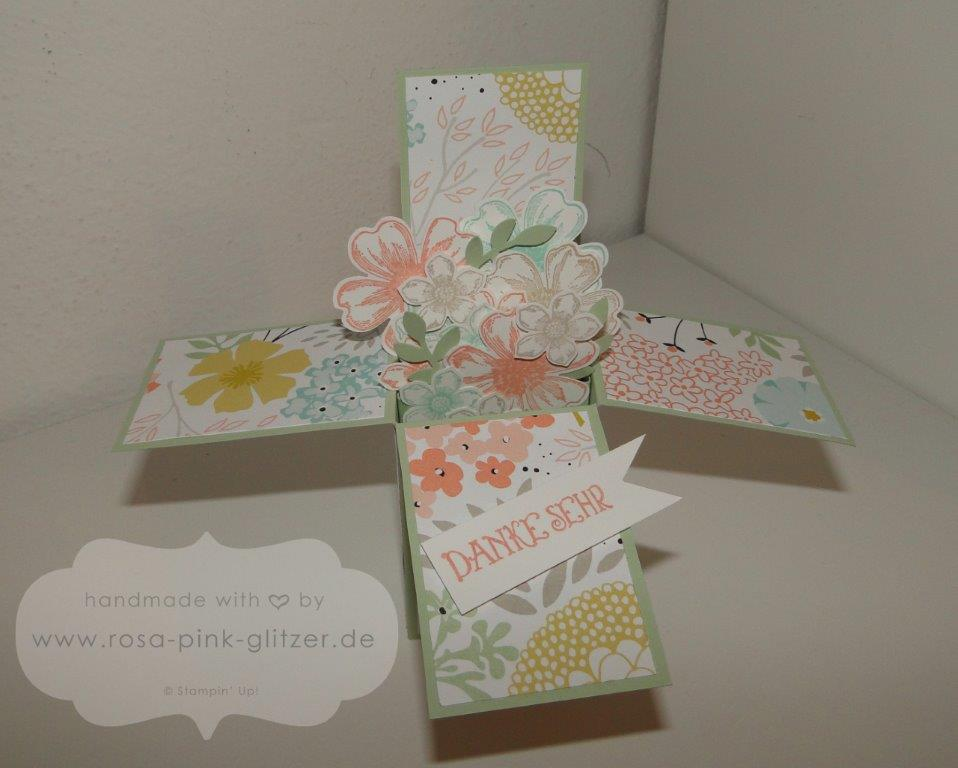 Stampin up Landshut - Card in a box sale a bration 2014 1