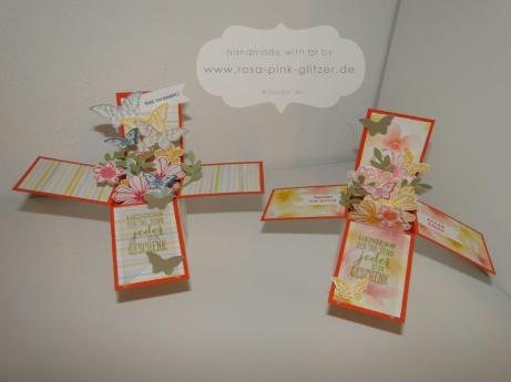 Stampin up Landshut - Workshop Stempelparty 5