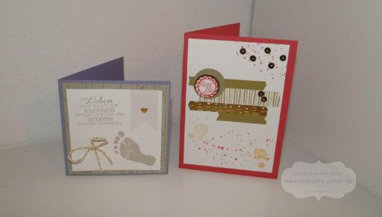 Stampin up Landshut - Workshop Stempelparty 8