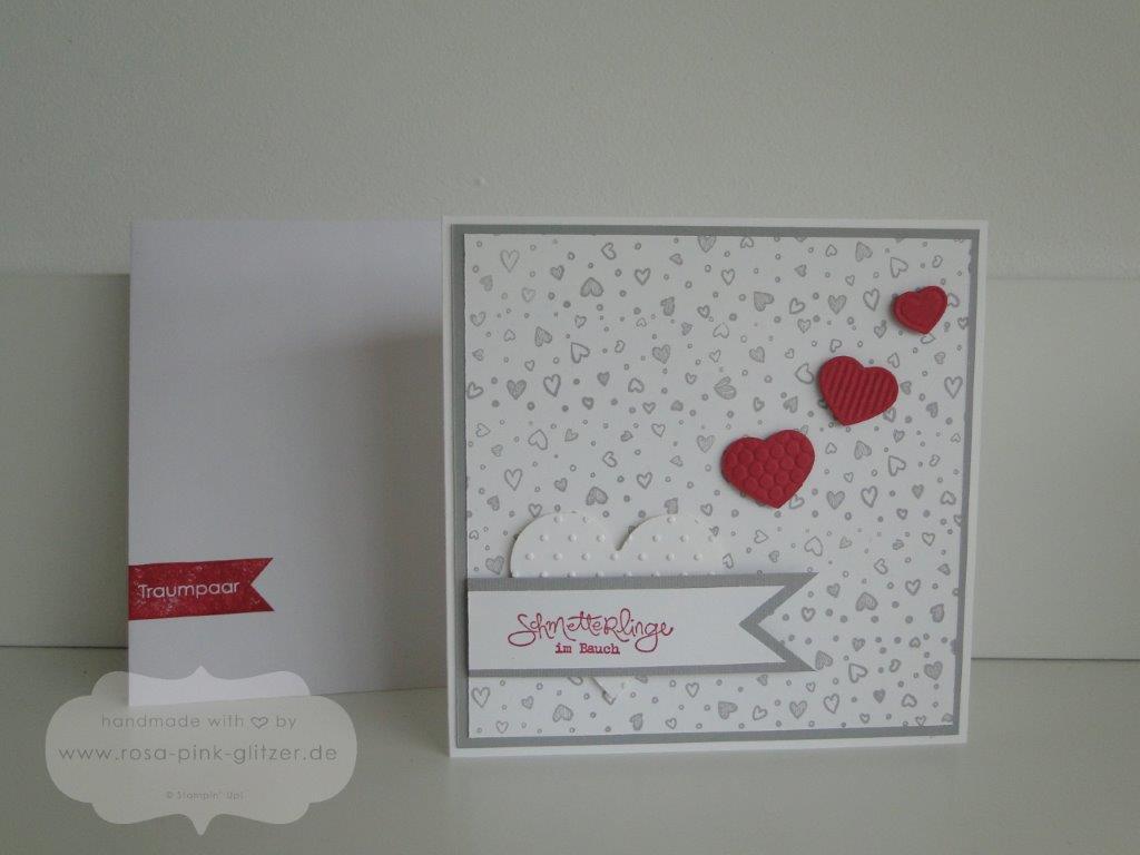 Stampin up Landshut - Hochzeitskarte Standesamt 3