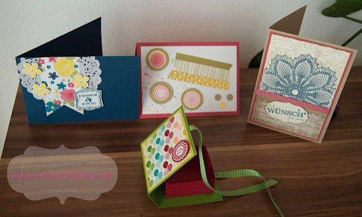 STampin up Landshut Workshop Stempelparty Zweikirchen 5