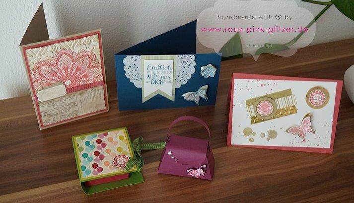 STampin up Landshut Workshop Stempelparty Zweikirchen 6