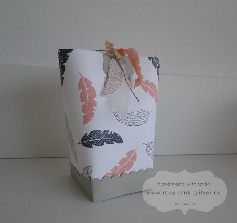 Stampin up Landshut - Four Feathers 1