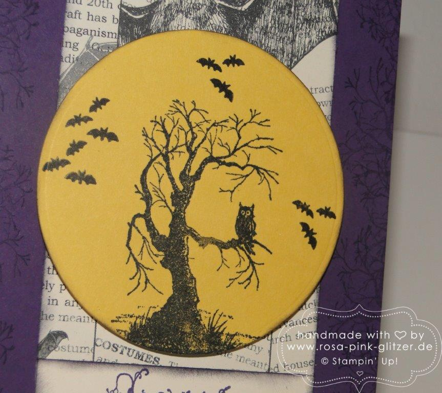 Stampin up Landshut - Haunted House Halloween imc171 2