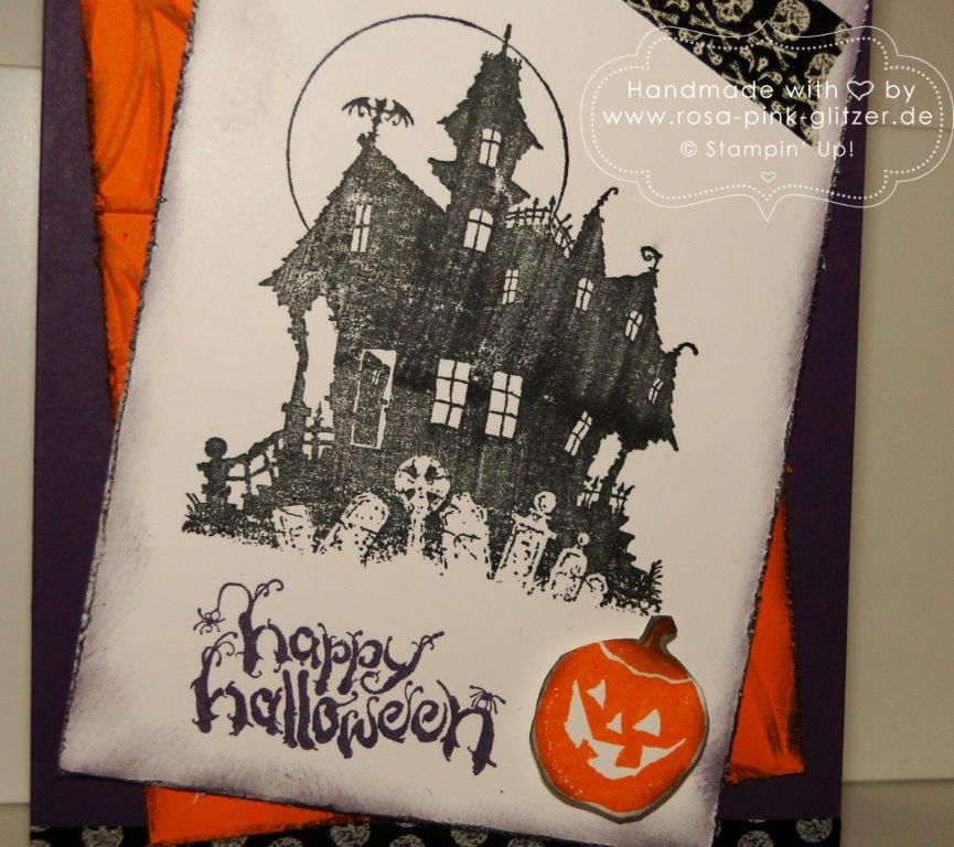 Stampin up Landshut - House of Haunts Halloween 2