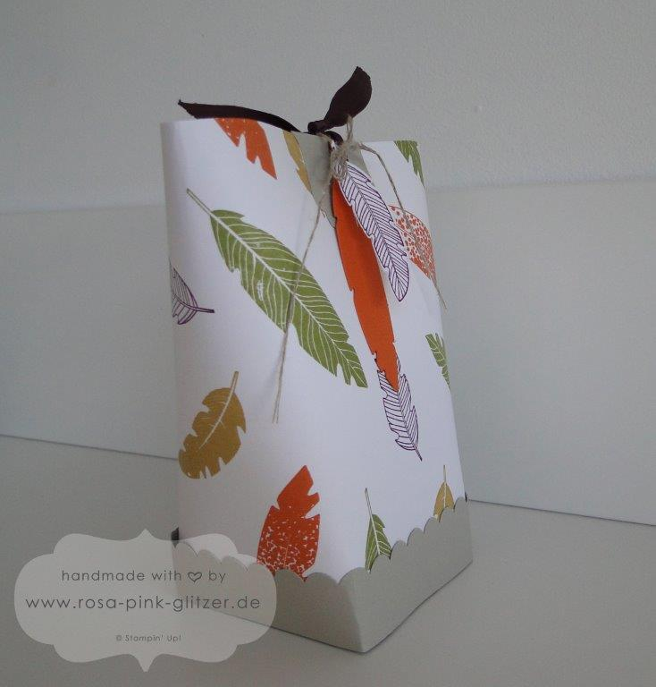 Stampin up Landshut - Projekte Workshop August 2014 2