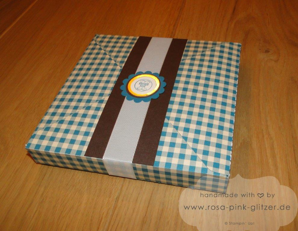 Stampin up Landshut - Verpackung Envelope Punch Board Trachten Wiesn 1 Kopie