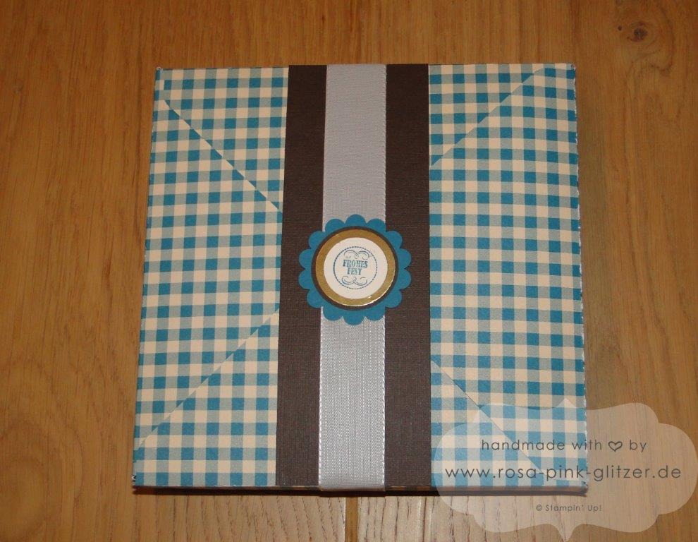 Stampin up Landshut - Verpackung Envelope Punch Board Trachten Wiesn 2
