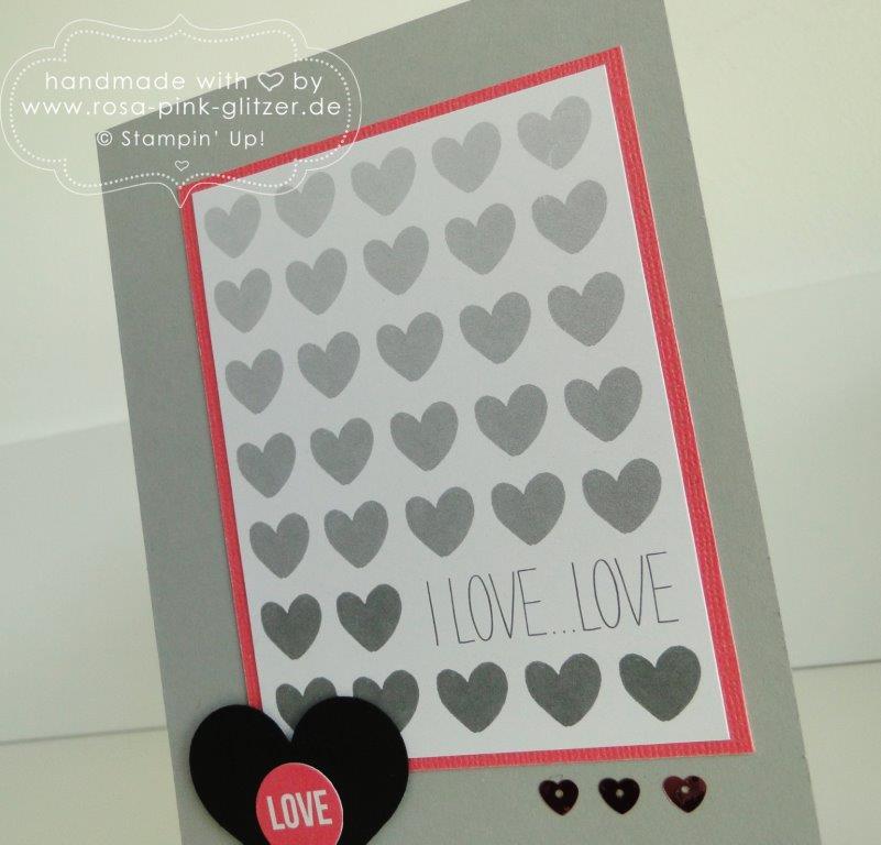 Stampin up Landshut - imc - Hochzeitskarten project life 4
