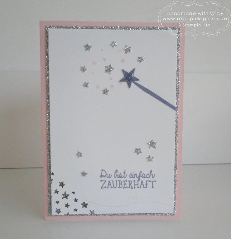 Stampin up Landshut - zauberhafte Karten 4