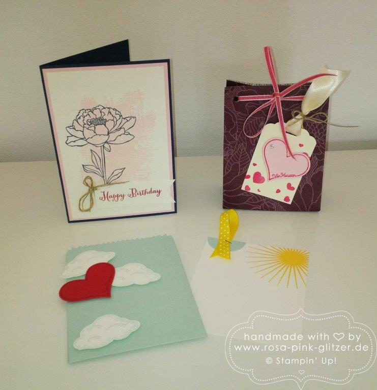 Stampin up Landshut - Workshop Stempelparty Mai 2015 4