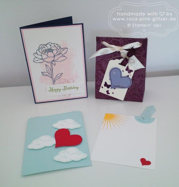 Stampin up Landshut - Workshop Stempelparty Mai 2015 5