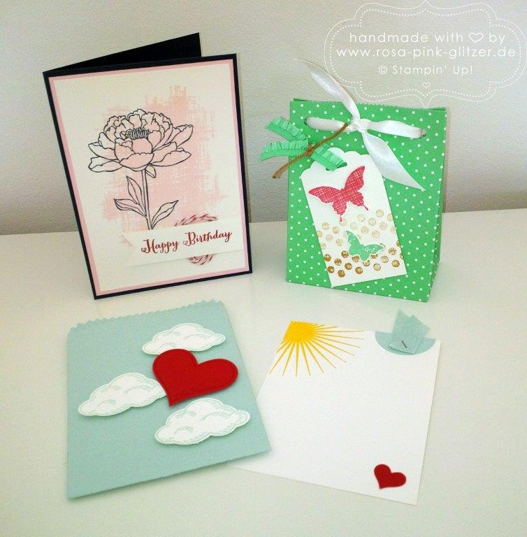 Stampin up Landshut - Workshop Stempelparty Mai 2015 6