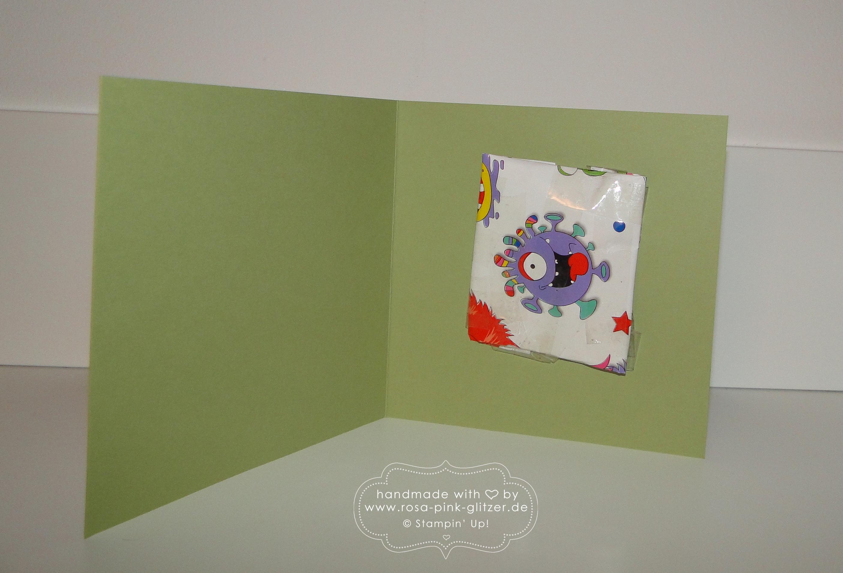 Stampin up Landshut - Abschied Erzieherin Kindergarten - Worte die gut tun 6