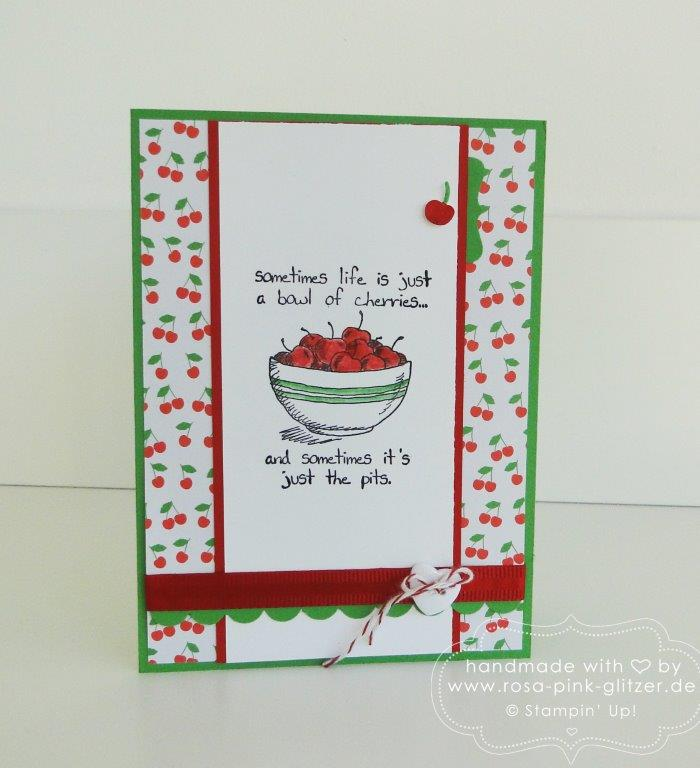 Stampin up Landshut - imc211 - Giggle Greetings Kirschen 1
