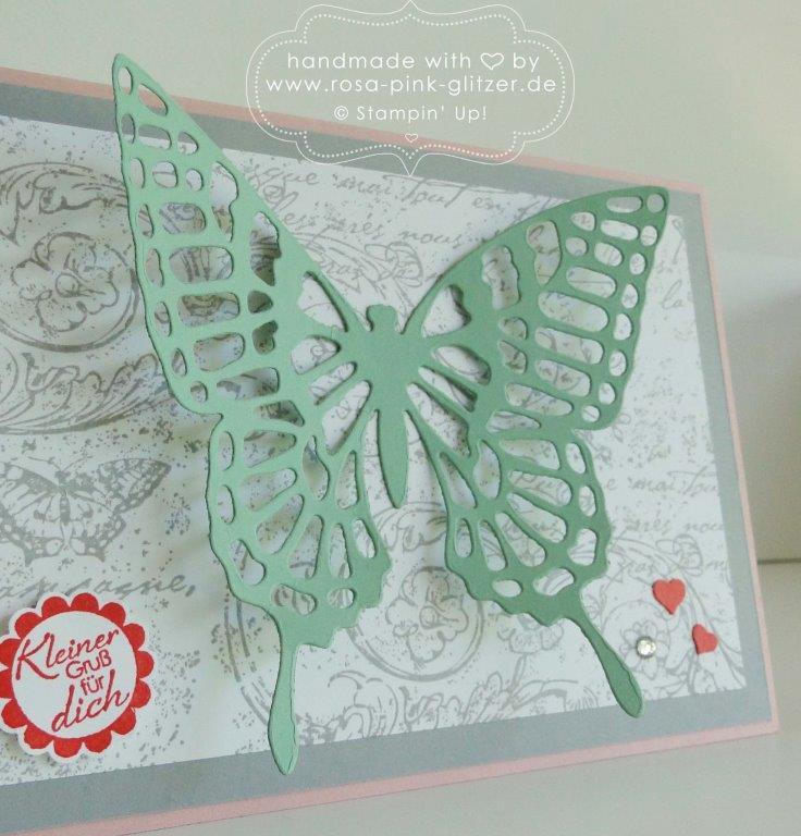 Stampin up Landshut - Schmetterling Minzmakrone imc 4