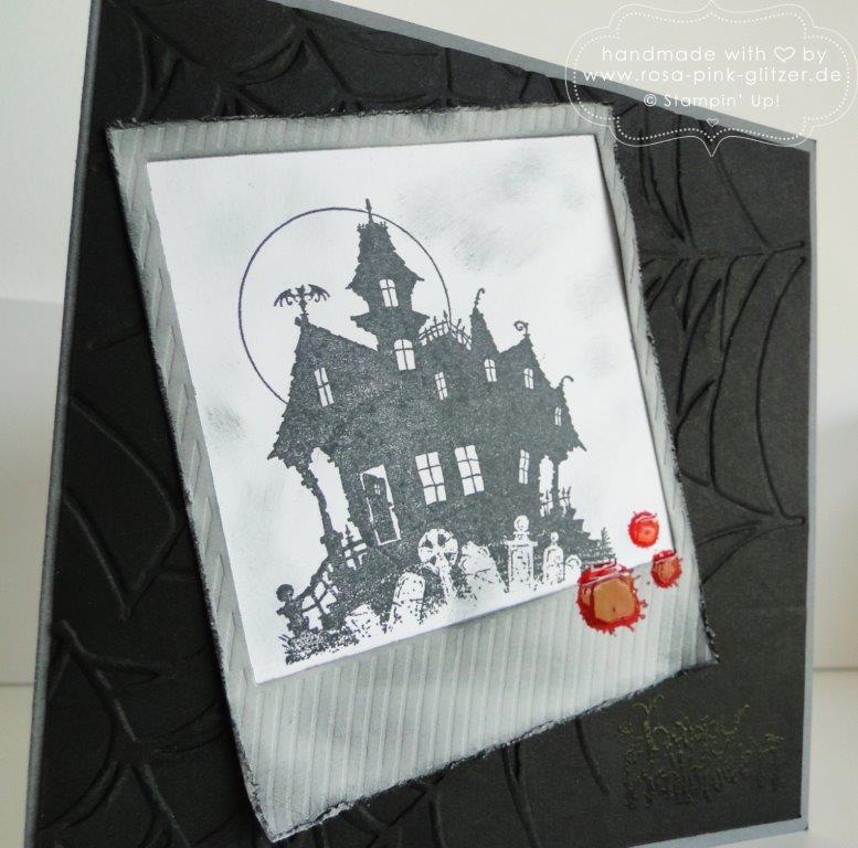 Stampin up Landshut - Halloween House of Haunt imc 4