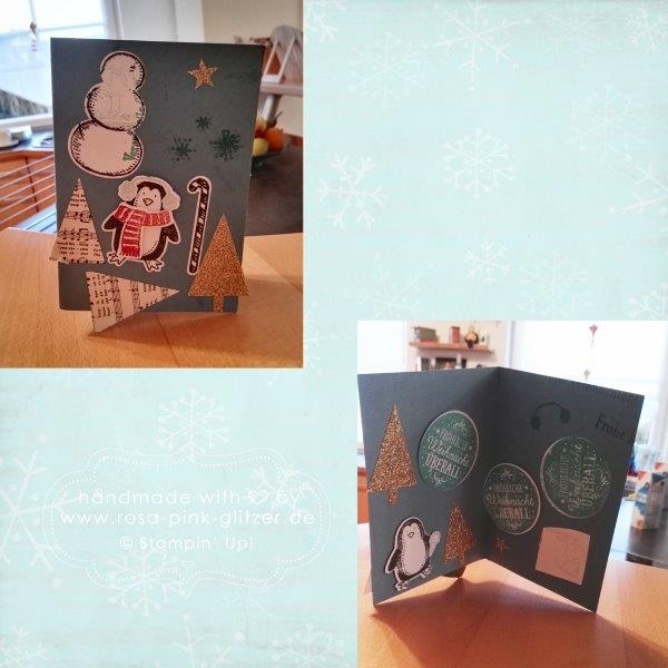 Stampin up Landshut - Workshop Weihnachten 2015 Au Hallertau 7