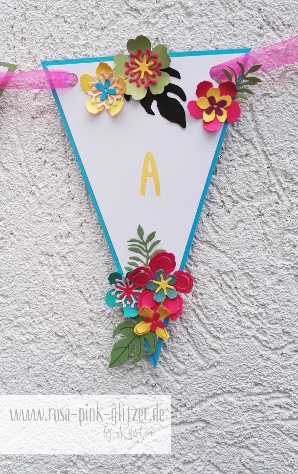 Stampin up Landshut - Hawaii Party Aloha Botanical Blooms11