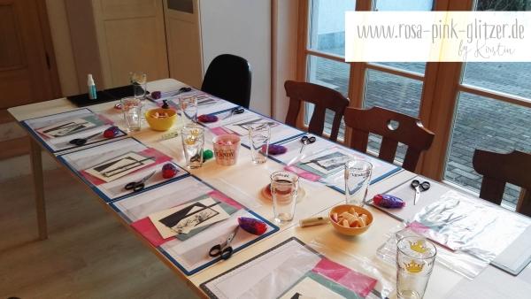 Neue Termine für Stampin' Up! Workshops bei mir zuhause in Landshut