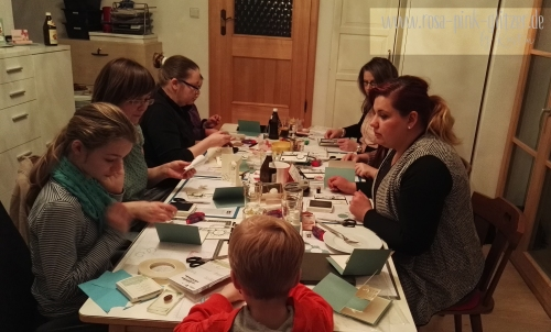 Stampin up Landshut - Workshop Stempelparty 4