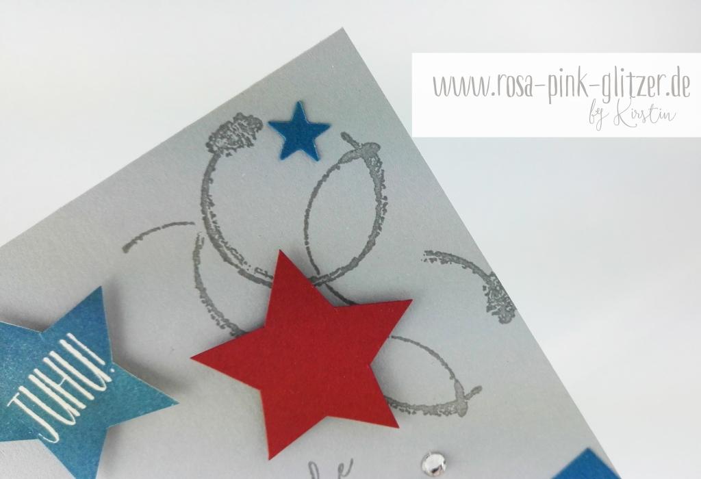 Stampin up Landshut - Sterne Stars für Marion6