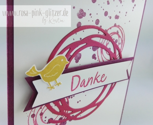 Stampin up Landshut - Swirly Bird 3