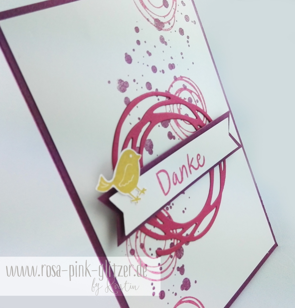 Stampin up Landshut - Swirly Bird 4