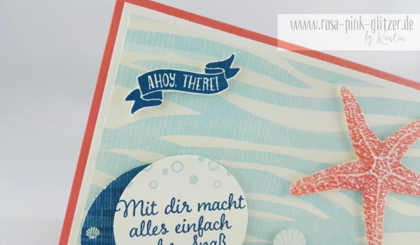 Stampin up Landshut - Picture Perfect under the sea 3