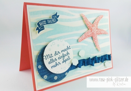 Stampin up Landshut - Picture Perfect under the sea 5