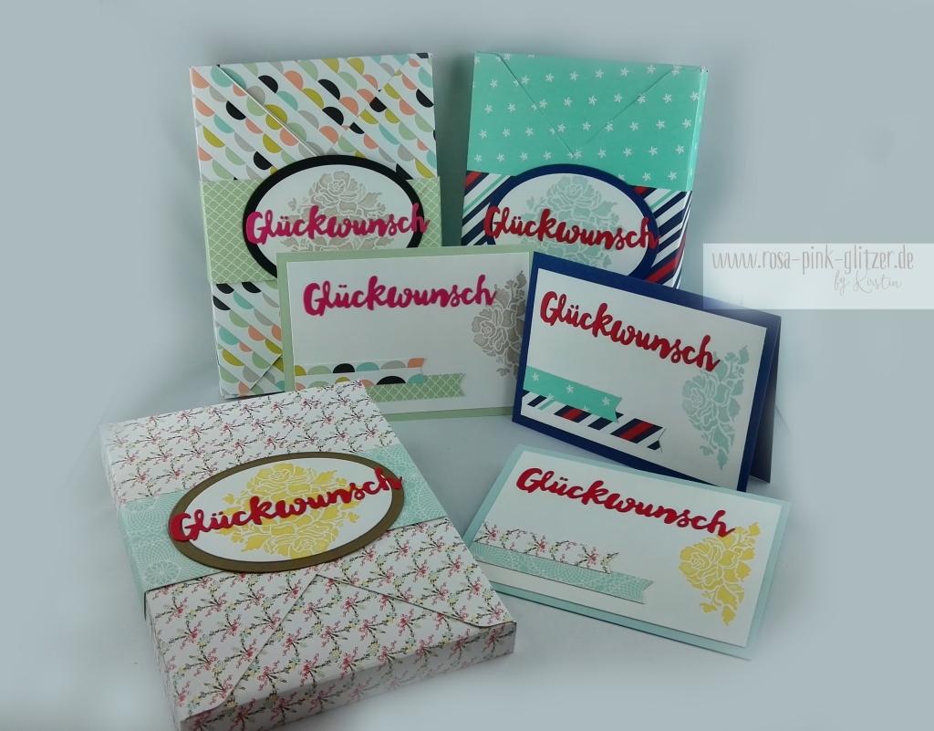Stampin up Landshut - Gewinne Blogcandy 1