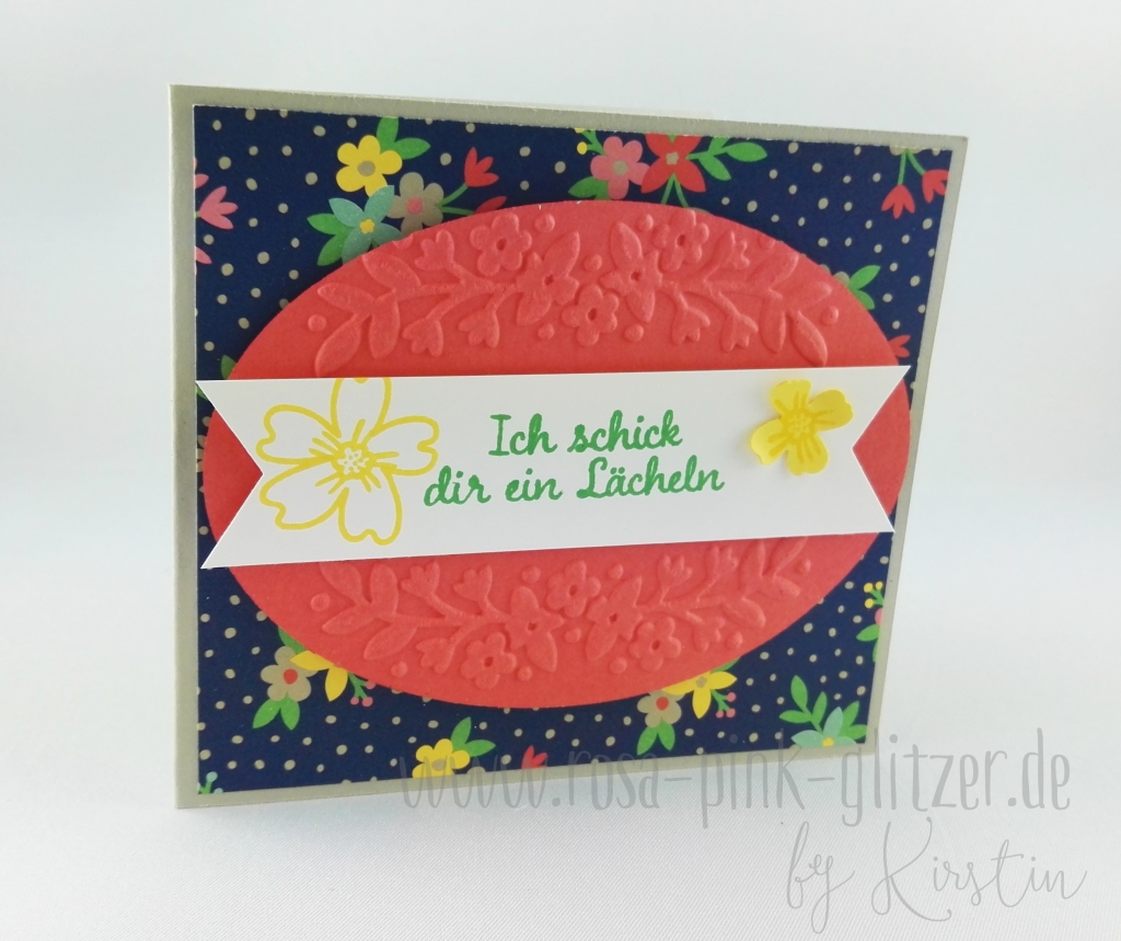 Stampin up Landshut - Lieblingsmensch Preis Inkspiration Weeks 4