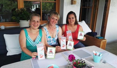 Stampin up Landshut - Workshop Bad Aibling 6