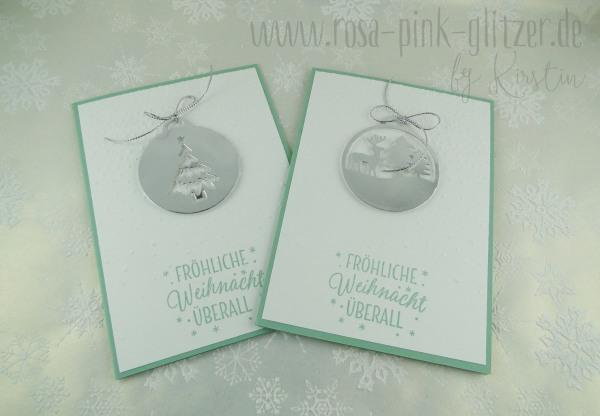 stampin-up-landshut-weihnachtskarte-allerbeste-wuensche-froehliche-anhaenger-minzmakrone-silber-1
