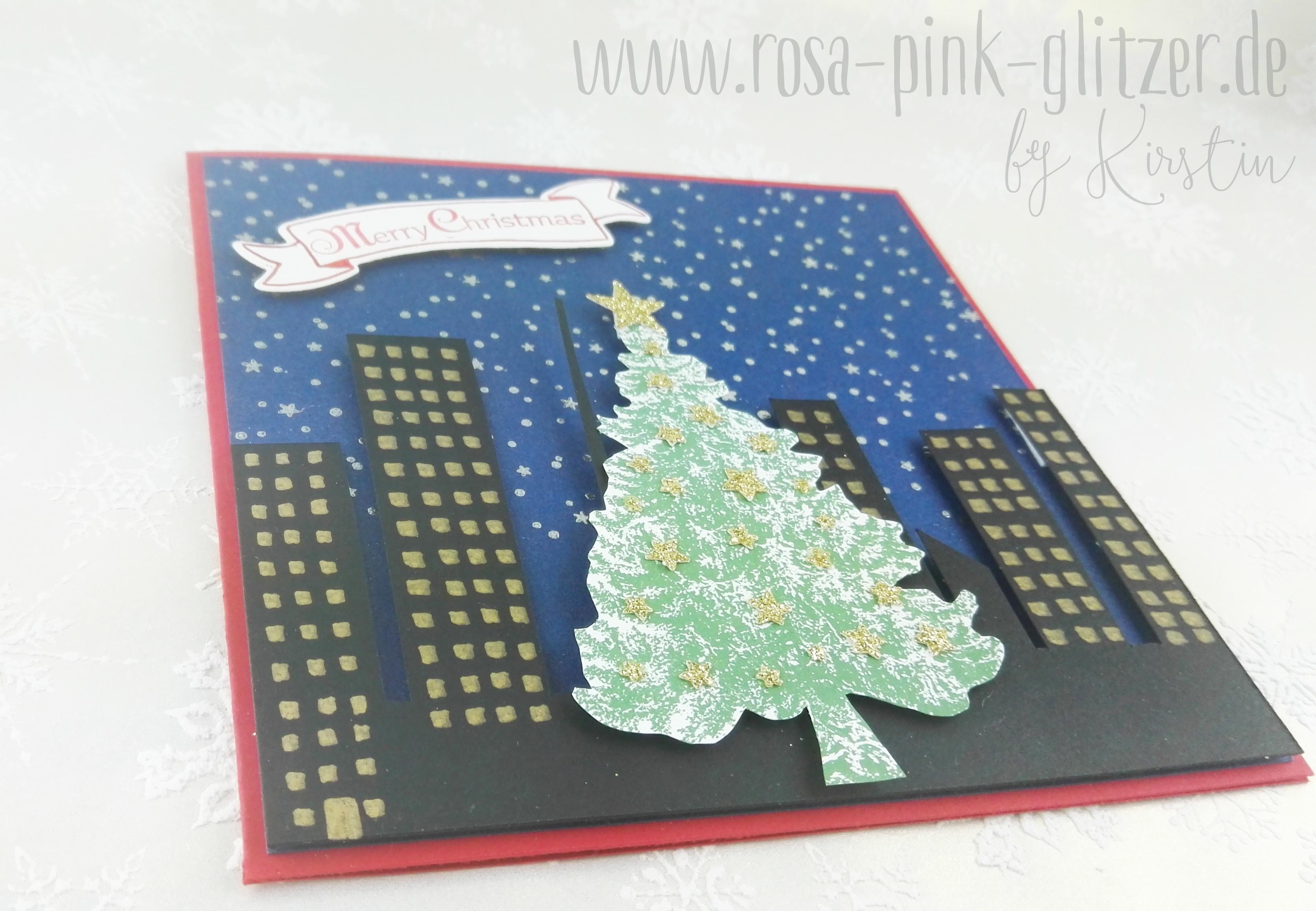 in k spire me challenge 279 amerikanische weihnachten. Black Bedroom Furniture Sets. Home Design Ideas