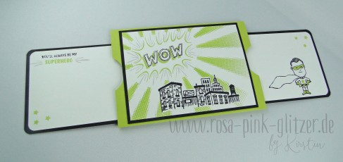 Stampin up Landshut - Double Slider Card Every Day Hero 000