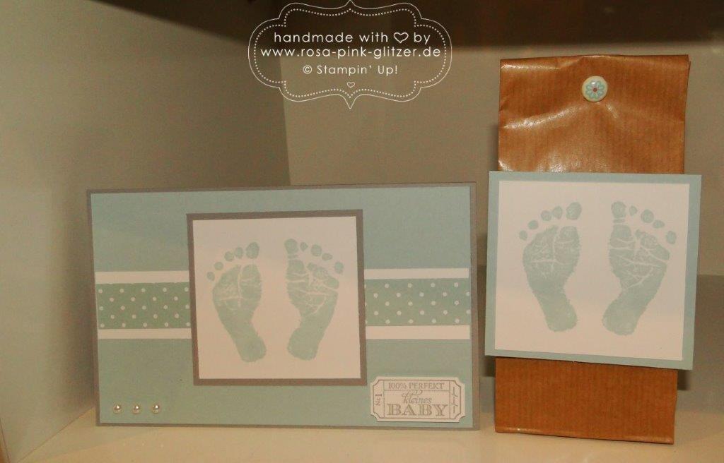 stampin up landshut- babykarte babyglück 2