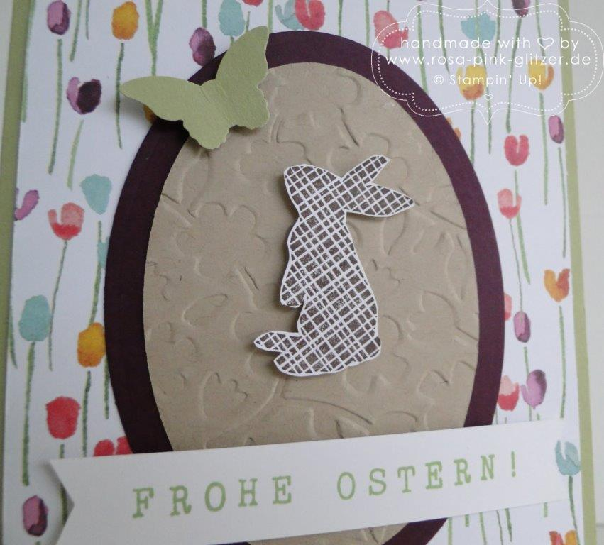 Stampin up Landshut - Ears to you Ostern imc 2
