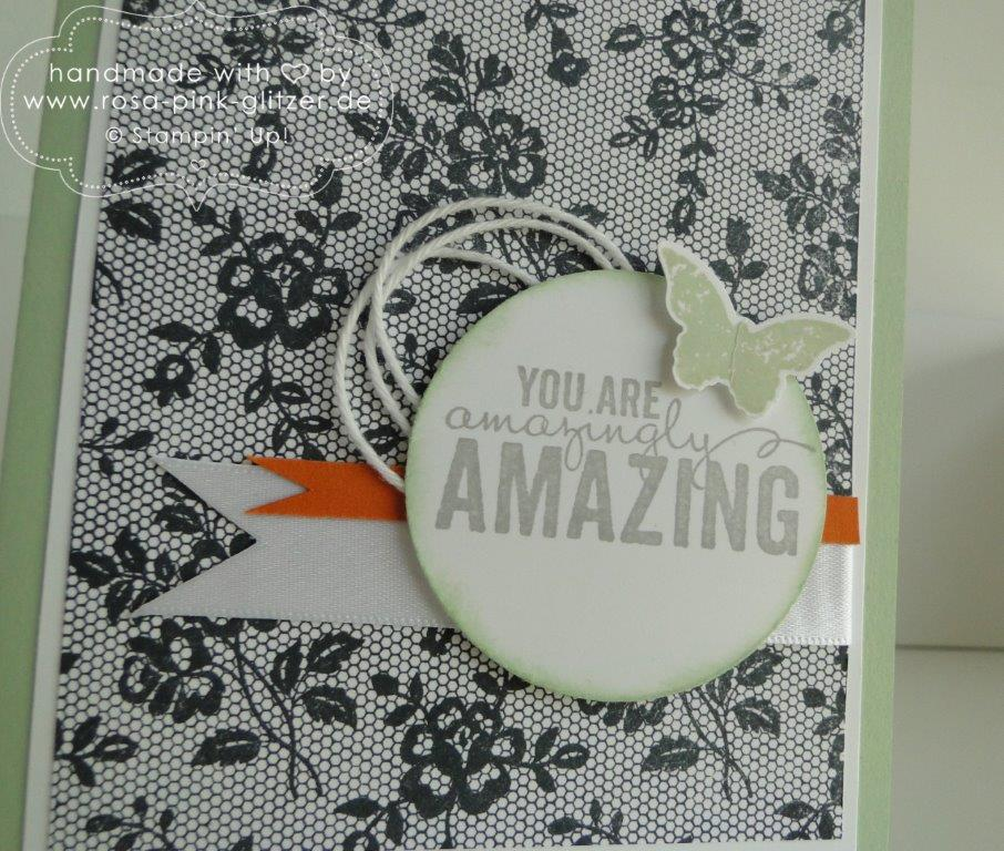 Stampin up Landshut - i love lace kinda eclectic 2