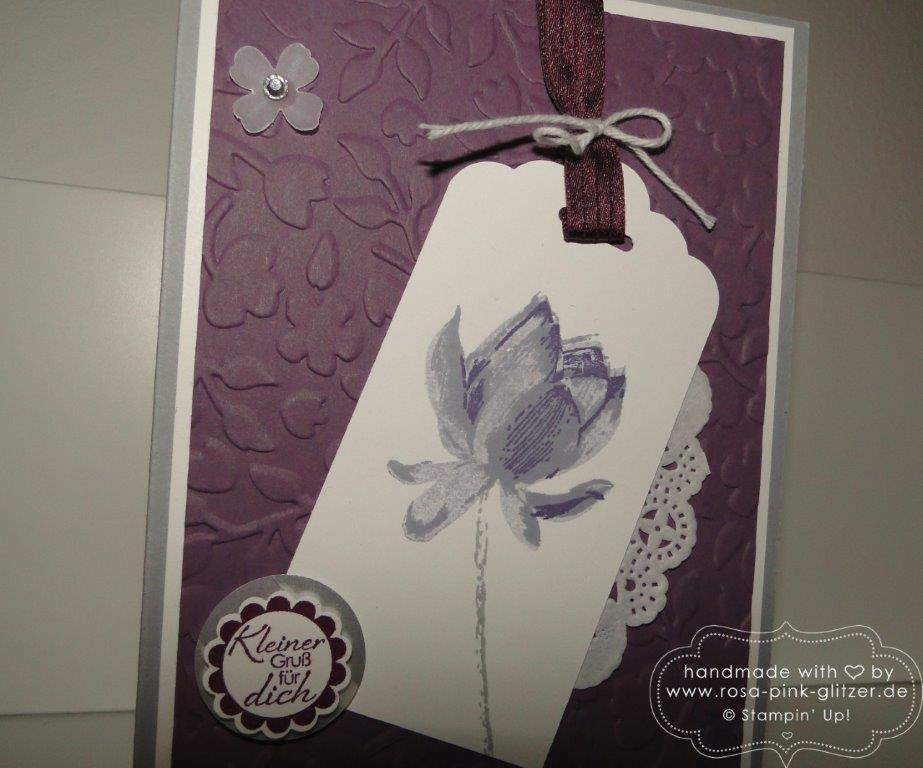 Stampin up Landshut - So froh Sale-a-bration 2015 2