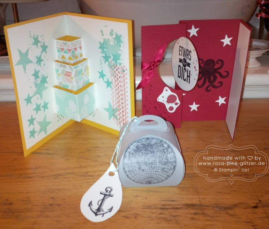 Stampin up Landshut - Workshop Januar 2015 14