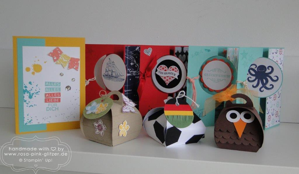 Stampin up Landshut - Workshop Januar 2015 20